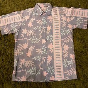 Men's 1970's Reyn Spooner Hawaiian shirt